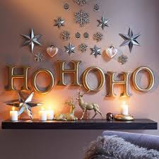 Christmas Wall Pictures by Christmas Wall Decorations Deck Your Walls With These Interesting