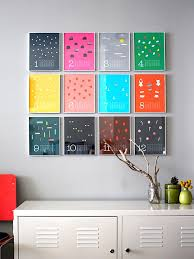 easy diy wall art ideas that showcase unexpected design