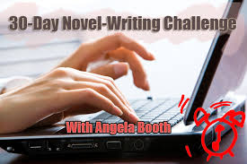 Challenge Works Angela Booth Announces 30 Day Novel Writing Challenge For Kindle