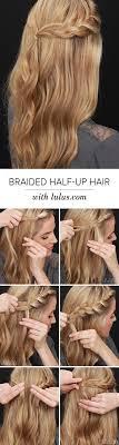 Sch Ste Kurzhaarfrisuren by Best 25 Half Up Hairstyles Ideas On Bridesmaids