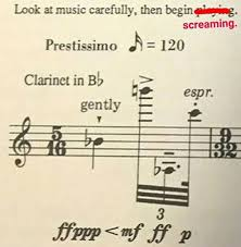 Funny Music Memes - son how you supposed to play that softly marching band band
