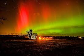 Northern Lights Credit Union Scots Share Stunning Pictures Of Northern Lights On Social Media