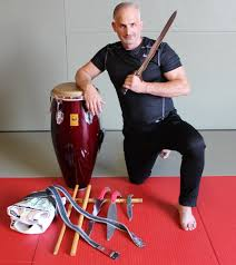 head instructor trevor clarkson has been training and teaching