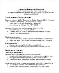 Resume Template For Lawyers 8 Law Curriculum Vitae Templates Free Word Pdf Format