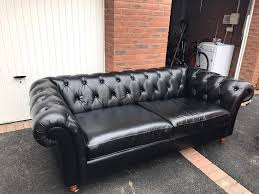 Chesterfields Sofa by Black Chesterfield Sofa Selection Ld3 Umpsa 78 Sofas