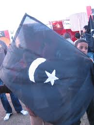 Libyas Flag The Peculiar Power Of Libyan Flags Brave New Libya