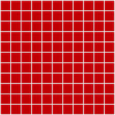 susan jablon mosaics inch red glass tile amazon com idolza