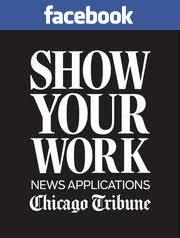 Chicago Tribune News Desk Mapping Chicago U0027s Shooting Victims Tribune Dataviz