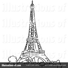 tower clipart drawing pencil and in color tower clipart drawing