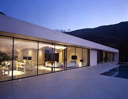 villa d architecte contemporaine design d u0027intérieur de maison moderne maison architecte