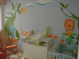 deco murale chambre garcon merveilleux de decoration murale chambre enfant avec peinture mur