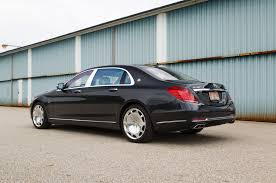 mercedes maybach 2016 mercedes maybach s600 review