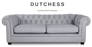 Chesterfield Couch Fabric Image Gallery HCPR - Fabric chesterfield sofas