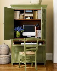 Small Space Office Desk Impressive Creative Desk Ideas For Small Spaces Simple Office