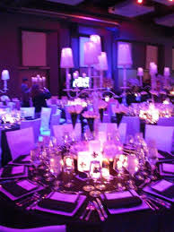 decor blue and purple wedding decoration ideas bar hall