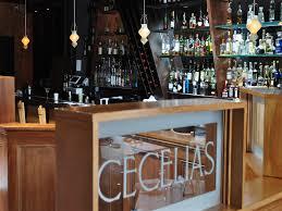 blue martini restaurant cecelia u0027s ristorante home