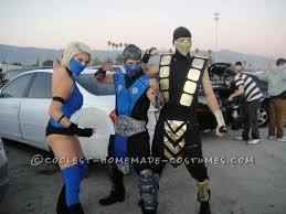 Scorpion Halloween Costume Mortal Kombat Princess Kitana Halloween Costume