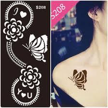 discount black henna tattoo kits 2017 black henna tattoo kits on