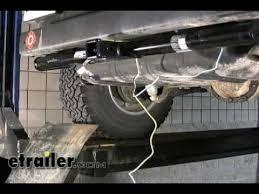 trailer wiring harness install 2006 jeep wrangler etrailer com