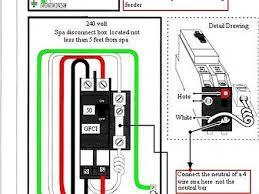 220 volt tub wiring diagram island spas tubs diagram