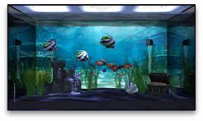 aquarium app fills your apple tv with ai fish