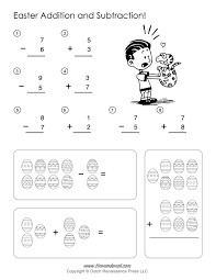 Math And Subtraction Worksheets Free Printable Addition And Math Sheets Subtraction Worksheets For