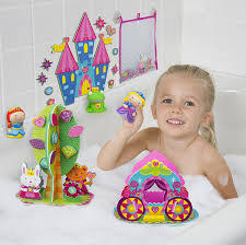 amazon com alex toys rub a dub princesses in the tub toys u0026 games