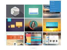wordpress galley templates cool admin templates for websites and apps cube portfolio responsive wordpress grid plugin by bmihai