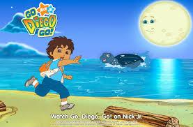 diego underwater adventure game 2014
