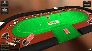 Texas Holdem Table by Texas Holdem On Tabletop Simulator Youtube