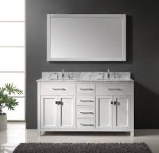 white bathroom cabinet ideas double sink bathroom vanity with makeup table small master