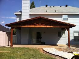 Modern Back Yard Backyard Covers Rolitz
