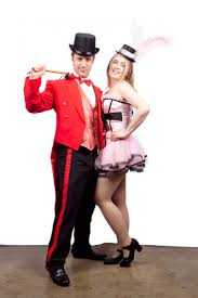 ringmaster halloween ringmaster and assistant creative costumes