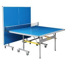 Amazon Ping Pong Table Amazon Com Stiga Outdoor Table Tennis Table Vapor Sports