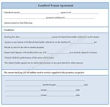 Consent Letter Format From Landlord Landlord Agreement Template Free Payroll Template Hris Specialist