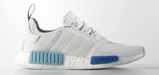 adidas nmd light blue the adidas nmd r1 runner is available in multiple colorways
