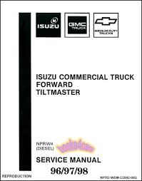 gmc shop service manuals at books4cars com