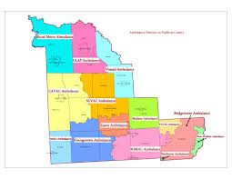 Madison Map County Ems Departments Madison County