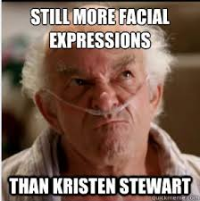 Hector Meme - still more facial expressions than kristen stewart hector