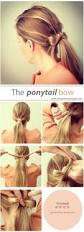 Easy Updo Hairstyles Step By Step by 15 Cute And Easy Ponytail Hairstyles Tutorials Popular Haircuts