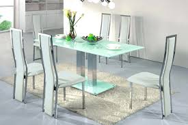 Small Glass Dining Room Tables Decoration Glass Dining Table Small