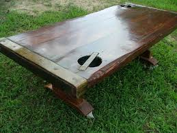 hatch cover table craigslist hatch cover coffee table for my living room furniture pinterest