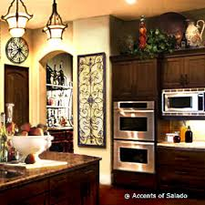 Kitchen Nice Tuscan Kitchen Wall Decor Ideas Tuscan Kitchen Wall