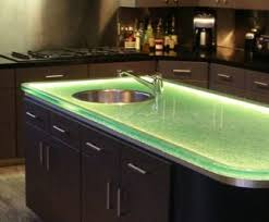 Glass Kitchen Countertops Kitchen Countertops Selecting Functional Reliable And Beautiful