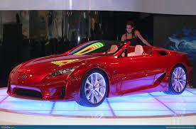 lexus used melbourne ausmotive com mims 2009 u2013 lexus lf a roadster