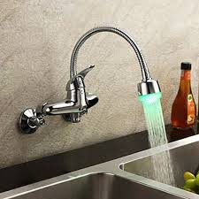 wall mount kitchen faucet with spray 18 best wall mount faucets images on wall mount