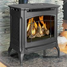 hearthstone champlain gas stove monroe fireplace
