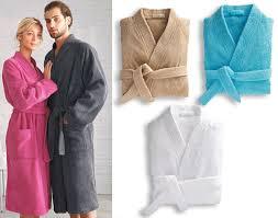 robe de chambre eponge femme peignoir de bain peignoir personnalisé becquet