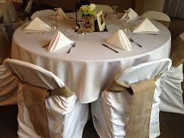 burlap chair sashes burlap chair covers and sashes available in burlap jute