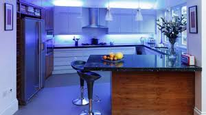 led kitchen backsplash youtube